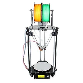 Impresora 3D DIY WER Delta Rostock Mini G2S kit pro DIY de ...