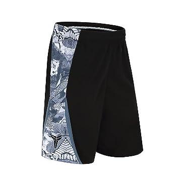 Sodhue Herren Lockere und Atmungsaktive Basketball Shorts Leichte und Bequeme Kurze Hose im Sommer Coole Trainingsshorts f/ür Fitness Jogging Radfahren