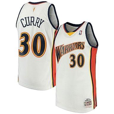 Uniforme de Baloncesto de Verano de NBA # 30Golden State Warriors ...