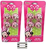 Minnie Mouse Mini Baking Cups - Two Packs of 100