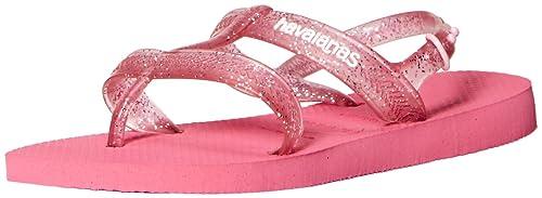 aad83f1450056f Havaianas Kids  Joy Sandal Shocking Pink  Amazon.co.uk  Shoes   Bags