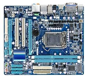 Gigabyte GA-H55M-D2H - Placa base (1.5 V, 2200 MHz, 8 GB, Intel, Socket H (1156), 7.1)