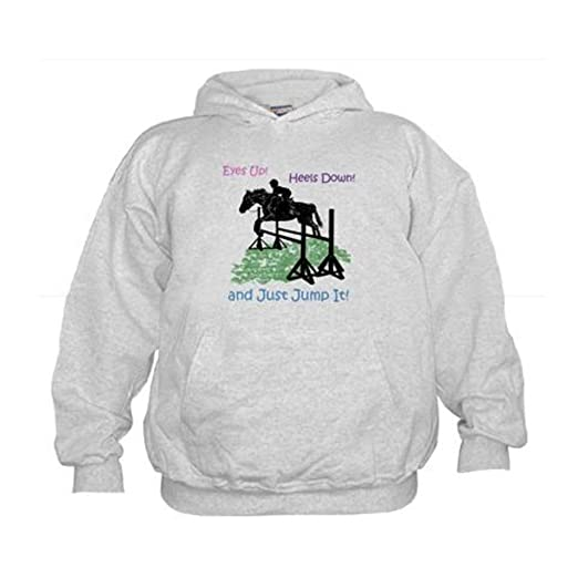 35bf22bf1 Amazon.com  CafePress - Fun Hunter Jumper Equestrian Horse Hoodie ...