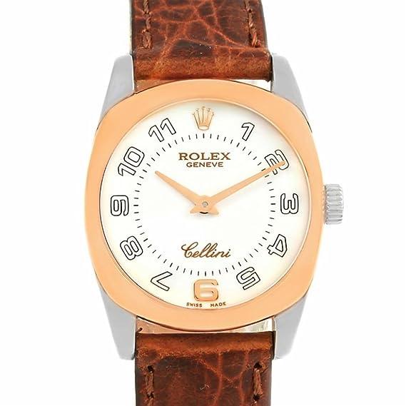 Rolex Cellini cuarzo mujer reloj 6229 (Certificado) de segunda mano