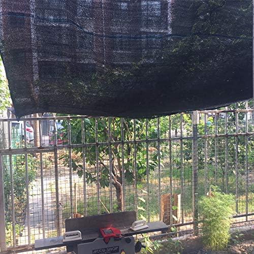Terrain de Sport Le Soleil la poussi/ère pour Jardin Aufun Brise Vue Renforc/é pour Balcon 1 x 10 m Pare-Vent Fait de HDPE 150 g//m/² Protection Tissu dombrage Contre Le Vent Anthracite