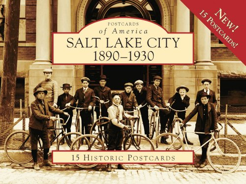 Salt Lake City:: 1890-1930 (Postcards of America)