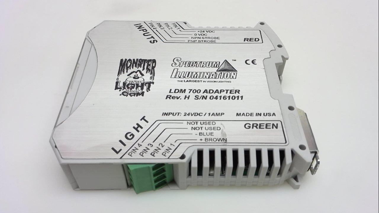 Spectrum Illumination LDM 700 Adapter 24VDC 1AMP