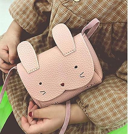 09e3d5f1e6a5 Charmly Cute Fashionable Handbag Shoulder Bags Small Coin Purse Crossbody  Bags PU Leather for Children Kids