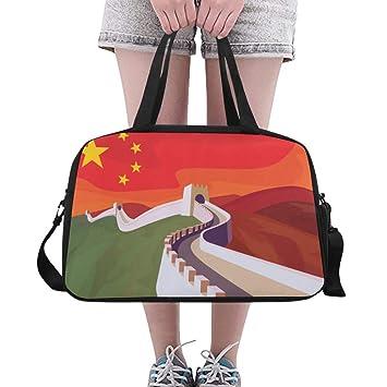 Amazon.com: The Great Wall of China History - Bolsas de yoga ...