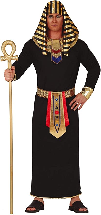 FIESTAS GUIRCA Disfraz de faraón Egipcio Rey Egipcio Hombre ...