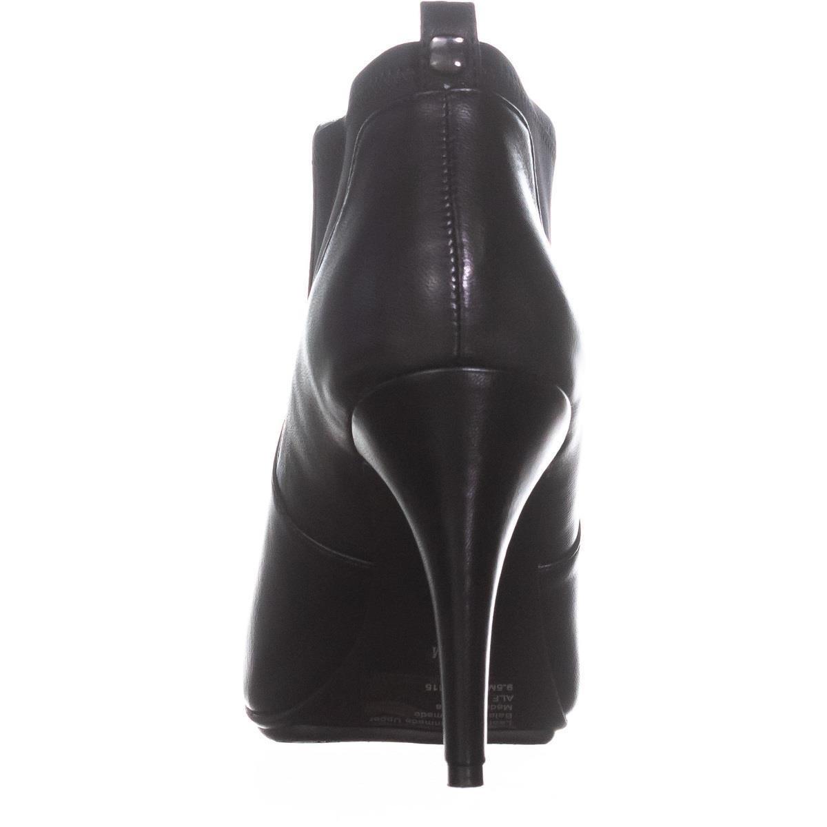 Frauen Geschlossener Geschlossener Geschlossener Zeh Leder Fashion Stiefel 69f647