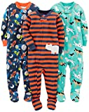 Simple Joys by Carter's Baby Boys' 3-Pack Snug Fit