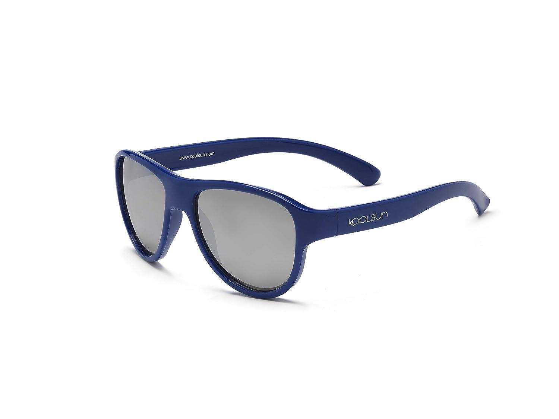 AIR Gafas de sol para ni/ños 1-5 a/ños Koolsun Ultramarina profunda