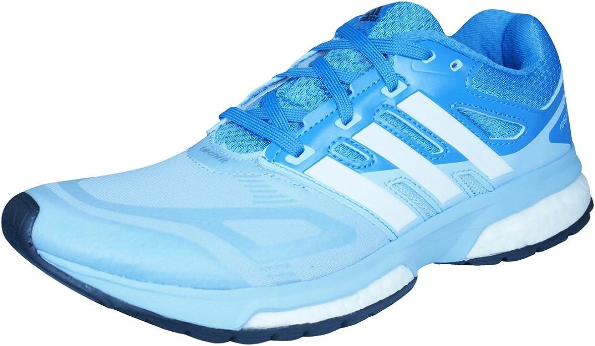 Adidas Response Boost Techfit Womens Zapatillas para Correr - 36.7: Amazon.es: Zapatos y complementos