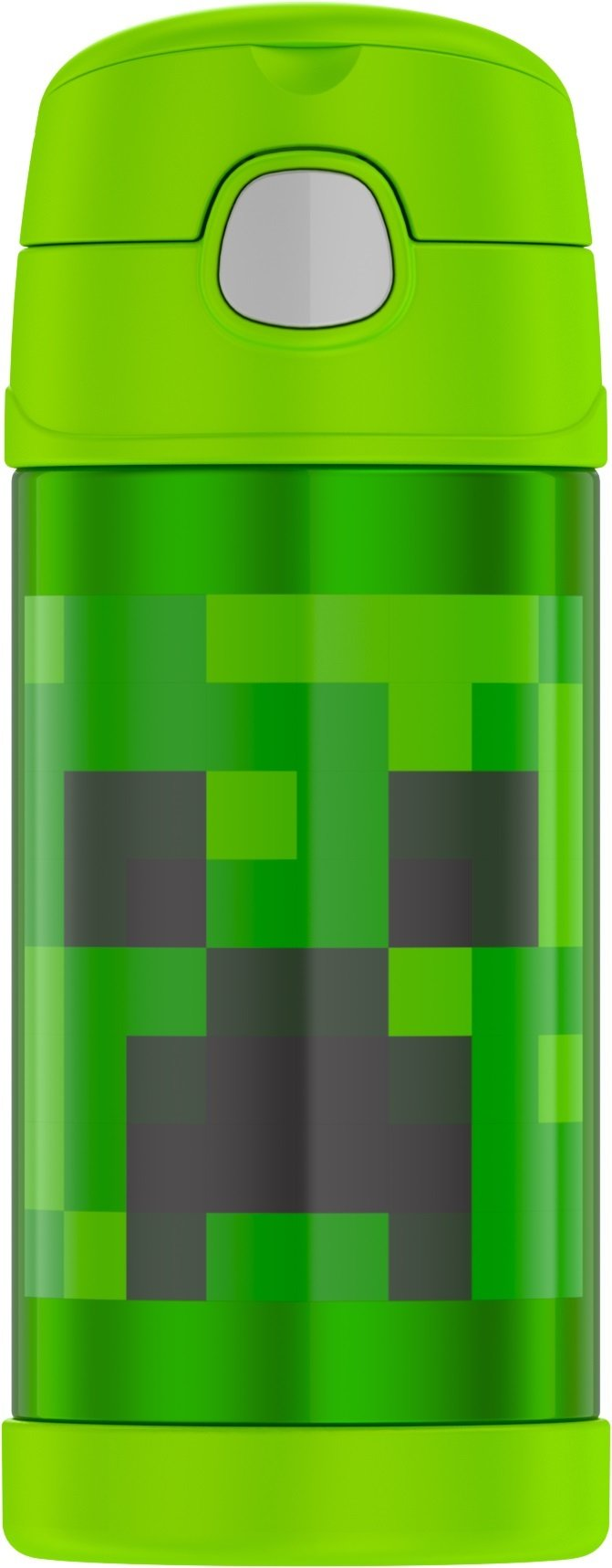 Thermos (F4018MI6) Funtainer 12 Ounce Bottle, Minecraft by Thermos