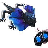 Sensor Infrarrojo Interactivo Camaleón Juguetes Control Remoto Lagarto