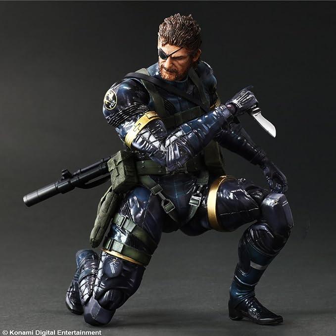 Amazon Com Metal Gear Solid V Ground Zeroes Play Arts改 Kai