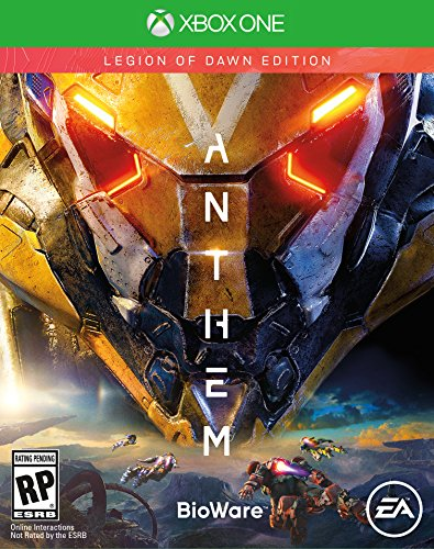 Anthem - Legion of Dawn Edition - Xbox One [Digital Code] by Electronic Arts