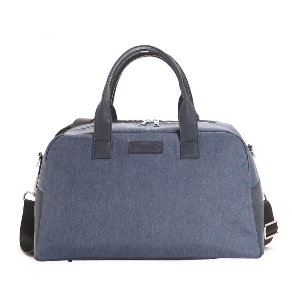 Bulk tote bag business travel package boarding luggage one-shouldered short travel bag-B