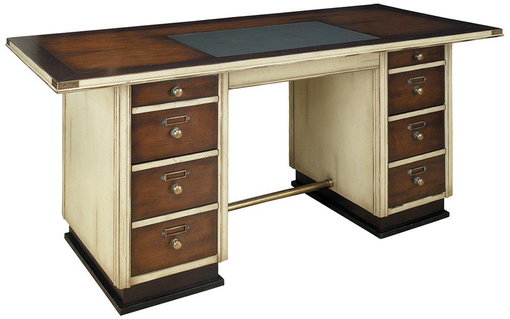 Captain's Desk, Ivory