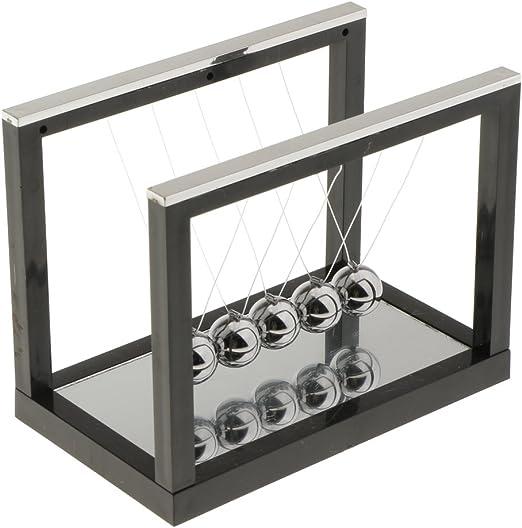 Gazechimp Newton Billiard Balanza Bola Juguetes de Física Ciencia ...