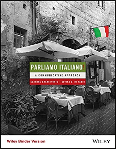 Amazon parliamo italiano binder ready version parliamo italiano binder ready version 5th edition fandeluxe
