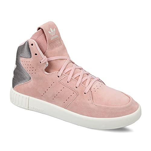 6c1bbd096521 adidas Womens Originals Womens Tubular Invader 2.0 Trainers in Pink - UK 4.5
