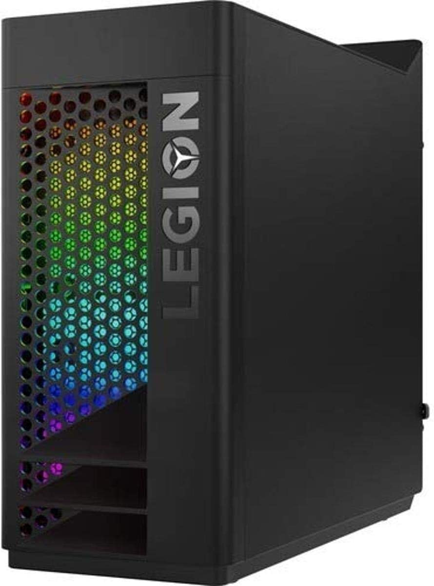 Lenovo Legion T730-28ICO 90JF00A4US Gaming Desktop Computer - Core i9 i9-9900K - 32 GB RAM - 1 TB HDD - 512 GB SSD - Tower - Windows 10 Pro 64-bit - NVIDIA GeForce RTX 2080 8 GB - DVD-Writer - English