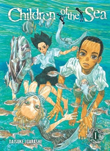 Daisuke Igarashi apresenta o seu Children of the Sea –
