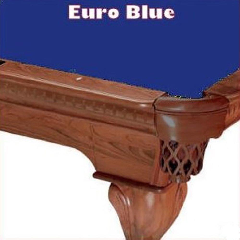 Prolineクラシック303テフロンビリヤードPool Table Blue Clothフェルト B00D37LNB2 8 ft.|Euro 8 Blue ft.|Euro Euro Blue 8 ft., トヨツマチ:2ec61524 --- m2cweb.com