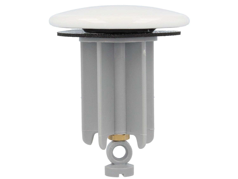 tecuro Keramik-Ablaufstopfen /Ø 65 mm universell einsetzbar