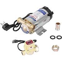 220 V 100 W Auto Hogar Bomba de Impulso de Acero Inoxidable para Agua Tubería fregadero facucet Ducha de presión de Agua Booster