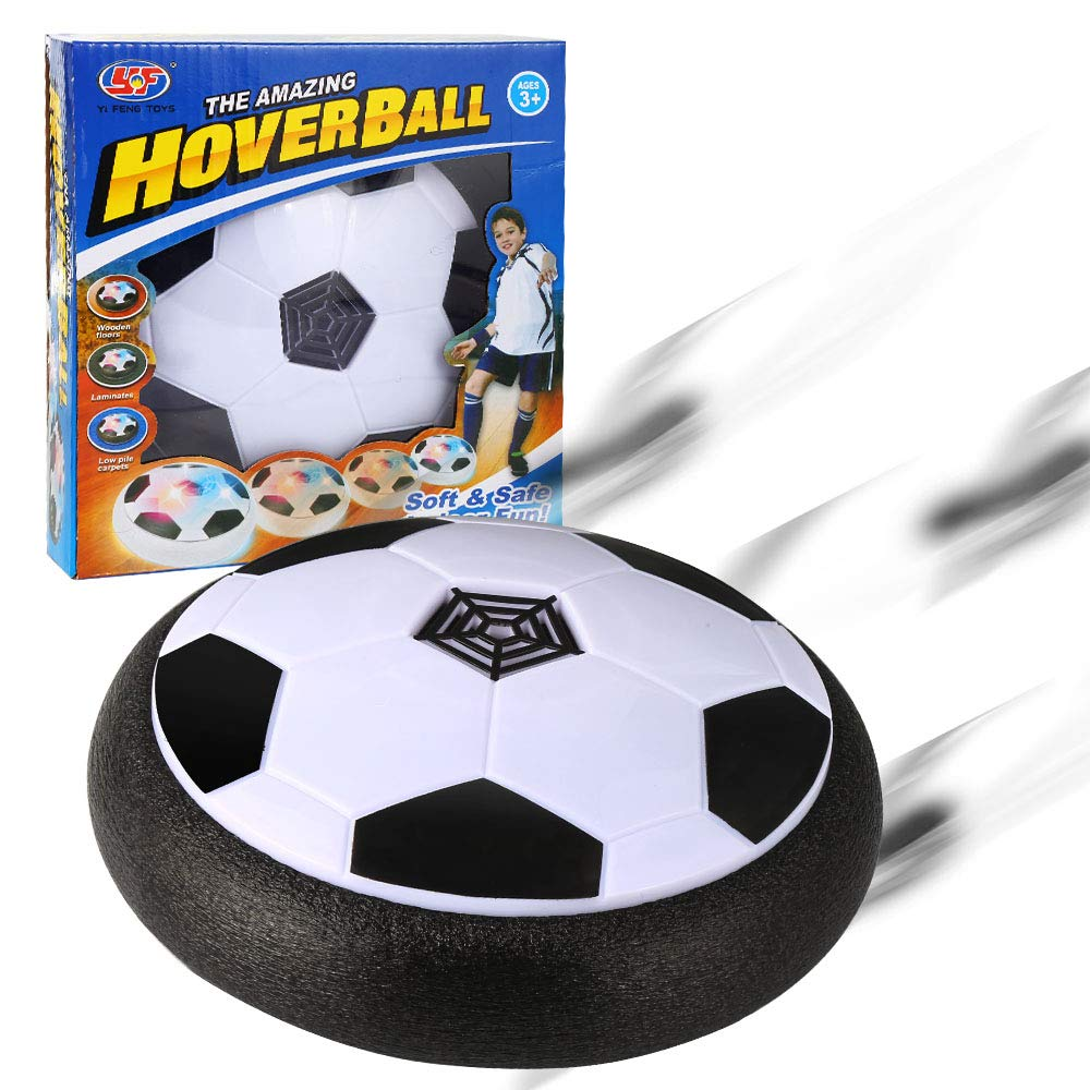 Parsion Juguete Balón de Fútbol Flotante, Air Soccer Ball con ...