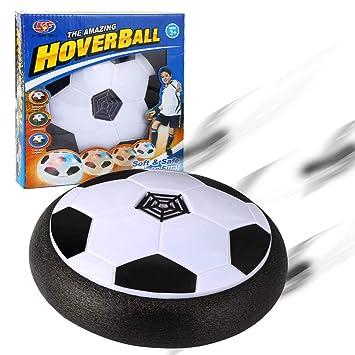Parsion Juguete Balón de Fútbol Flotante, Air Soccer Ball con ...