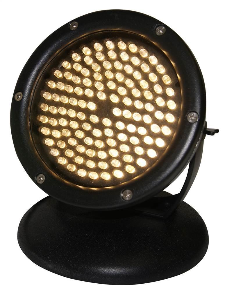 Underwater 120 LED Spot LV w/Warm Spectrum Bulb/Transformer