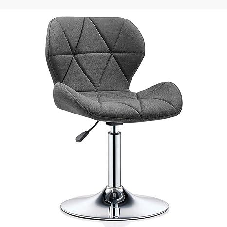Amazing Amazon Com Barstools 360O Swivel With Back Adjustable Bar Ncnpc Chair Design For Home Ncnpcorg