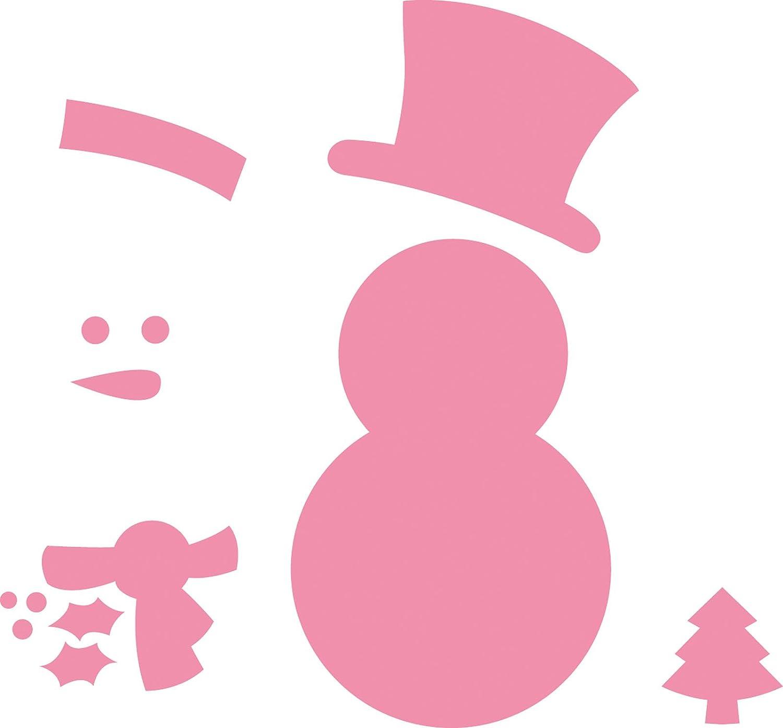Ecstasy Crafts Marianne Design Collectables Dies, Snowman by Ecstasy Crafts B00E7TFVYK
