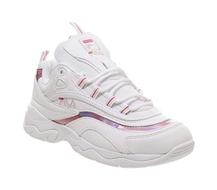 e52509742f Amazon.com: Fila Ray Womens Sneakers Metallic: Clothing