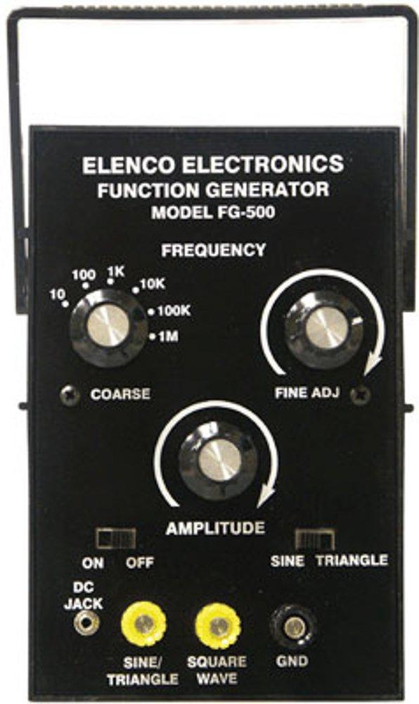 ELENCO FG-500K 1MHz Unassembled DIY Function Generator Kit STEM Project