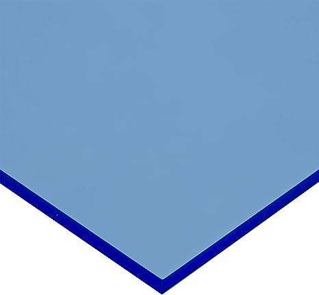 Acryl-Zuschnitt//Plexiglas-Platte schwarz 55 x 41 cm 3mm XT