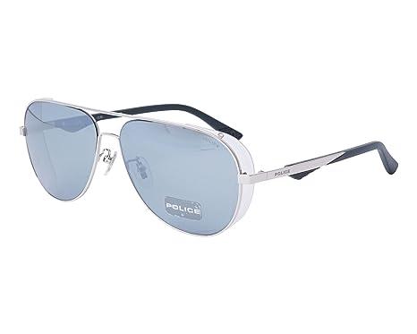 Police Gafas de sol - para hombre Plateado Silber - Gerã ...