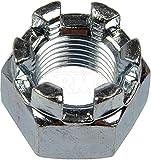 Dorman 220-014 Castle Hex Nut - 1/2-20 x 3/4