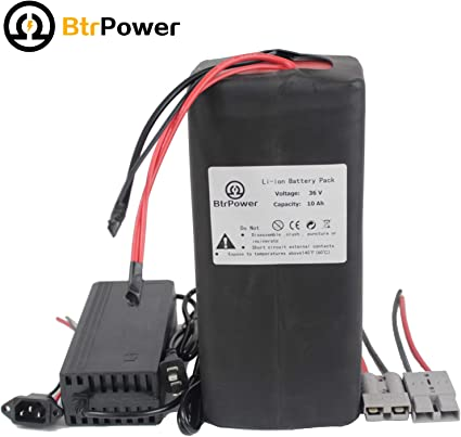 Ebike Battery 48V 20AH Lifepo4 Power Pack for E-Bike//Scooter with 3A Charger+BMS