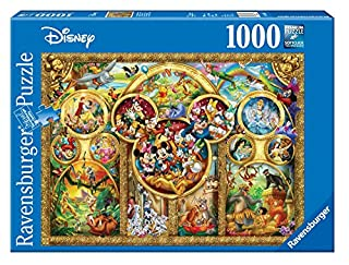 Ravensburger Disney Best Themes Jigsaw Puzzle (1000 Piece) (B000FS6BIW) | Amazon price tracker / tracking, Amazon price history charts, Amazon price watches, Amazon price drop alerts