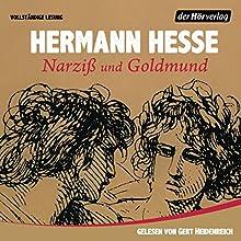 Narziß und Goldmund Hörbuch von Hermann Hesse Gesprochen von: Gert Heidenreich