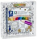 Staedtler Coloring Pencil Wood Colored Pencil (1270SET1JB NA)