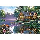 Buffalo Games Kim Norlien: Cabin Fever - 2000 Piece Jigsaw Puzzle by Buffalo Games