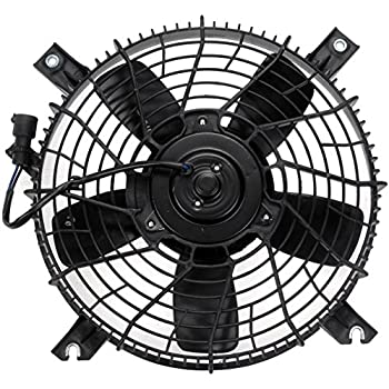 Amazon Com Exkow Acair Conditioning Condenser Fan Assembly For