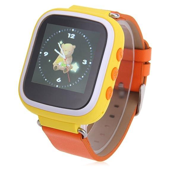 DealMux Q523 Children GPS Smartwatch 1.44 Inch Screen ...