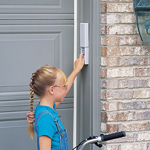 Clicker Universal Garage Door Opener Keyless Entry Keypad